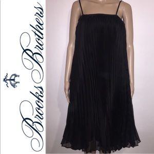 $3900 Brooks Brothers Black Dress NWT